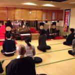 本寿院 朝の座禅会