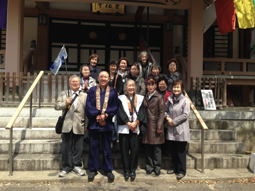 NHK主催の巡礼