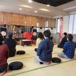 本寿院 座禅会
