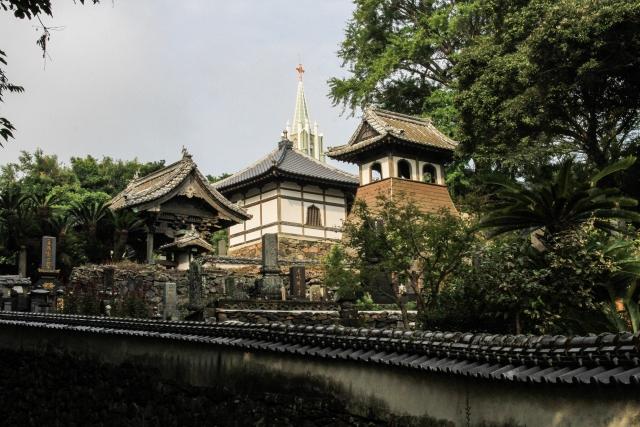 長崎の寺町